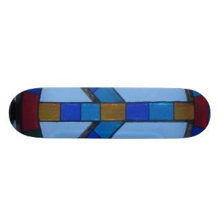 O.B. Peace Sign skateboard