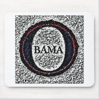 O-BAMA MOUSE PAD