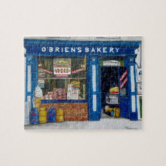 O´ Brien´s Bakery Jigsaw Puzzles