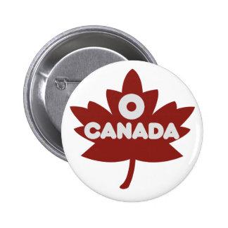 O Canada Button