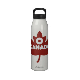 O Canada Drinking Bottles