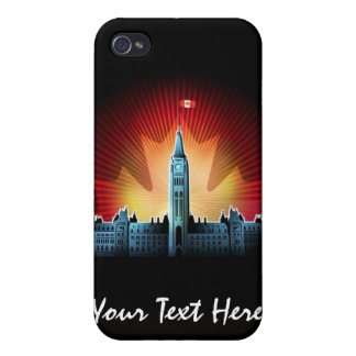 O Canada Eh! iPhone 4 Speck Case Case For The iPhone 4
