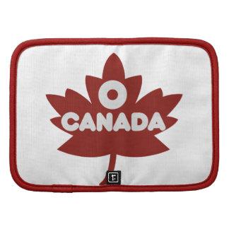 O Canada Folio Planners