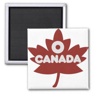 O Canada Fridge Magnets