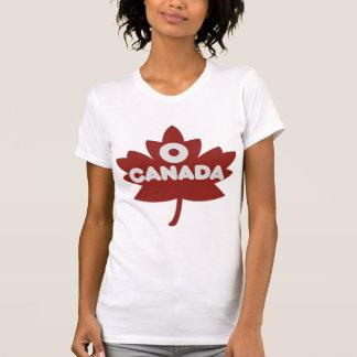 O Canada Tee Shirts