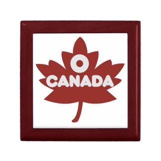 O Canada Trinket Boxes