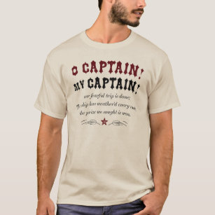 o captain my captain style