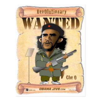O Che Revolutionary Post Card