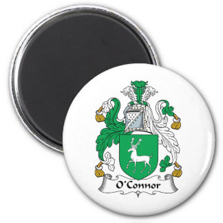 O Connor Family Crest Magnets