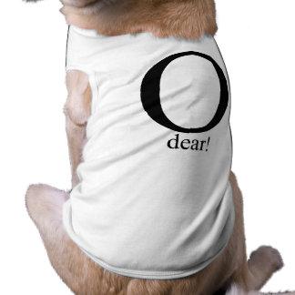 O dear doggie tshirt