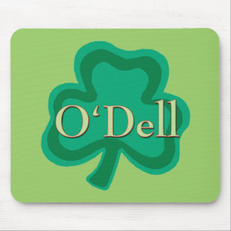 O Dell Family Mouse Mat