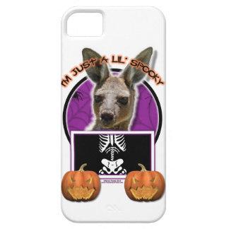 O Dia das Bruxas - apenas um Lil assustador - cang iPhone 5 Covers