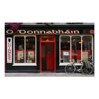 O Donnabhain s Irish Bar Poster