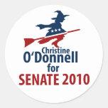 O'Donnell for Senate Sticker