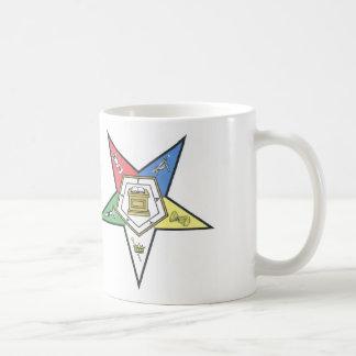 O.E.S. Products Basic White Mug