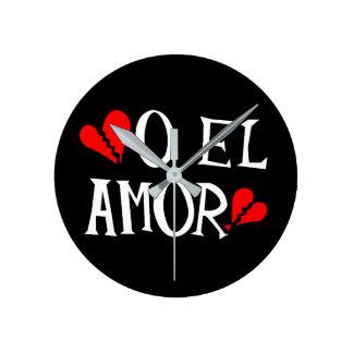 O El Amor Clock