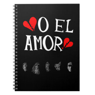 O El Amor Notebook