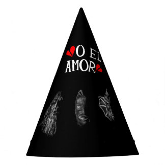 O El Amor Party Hats