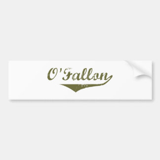 O Fallon Revolution t shirts Bumper Stickers