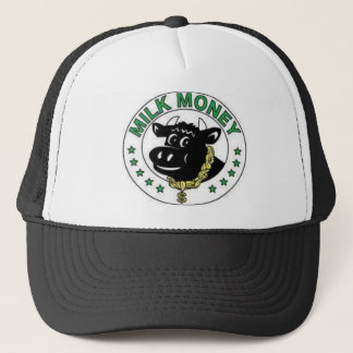 o.g  cow trucker hat