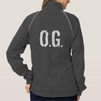 O.G. Original Gangster Track Jacket for Women