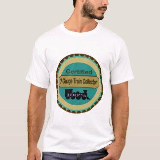 O Gauge Train Collector T-Shirt