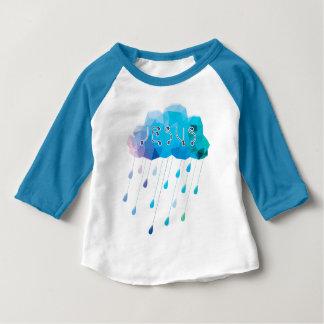 O God, didst send a plentiful rain Baby T-Shirt