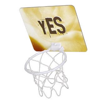 O God, didst send a plentiful rain Mini Basketball Hoop