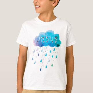O God, didst send a plentiful rain T-Shirt