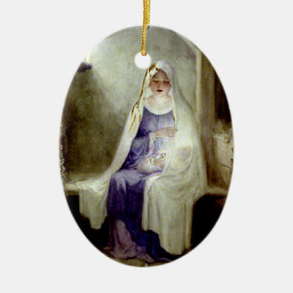 O Holy Night Madonna & Child Ornament