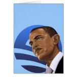 O is for Obama Barack Obama 2012 Card