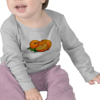 O is for Oranges Shirt
