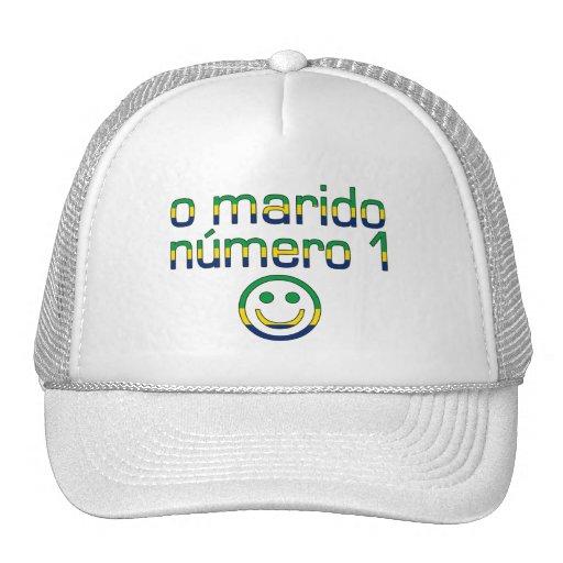 O Marido Número 1 - Number 1 Husband in Brazilian Hats