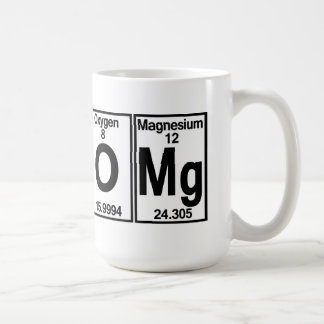 O Mg OMG mug
