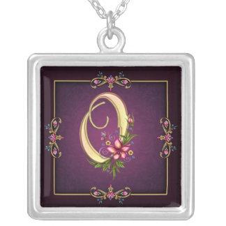 O Monogram Necklace