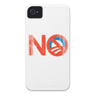 O No (2) Faded.png Case-Mate iPhone 4 Cases