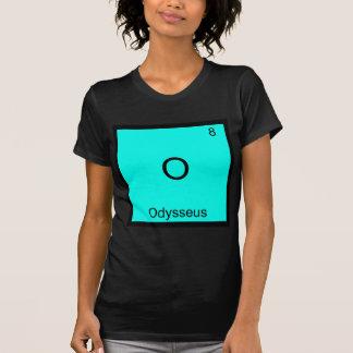 O - Odysseus Funny Chemistry Element Symbol Tee
