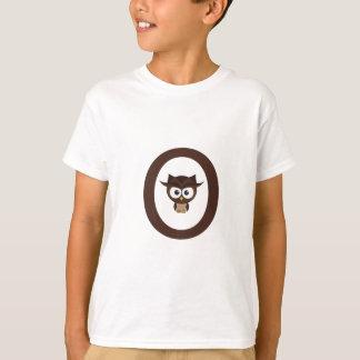O - Owl T-Shirt