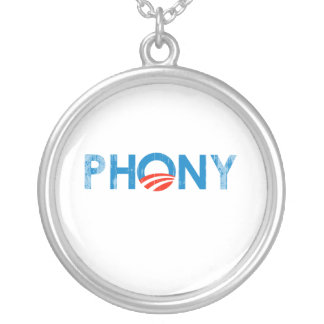 O Phony (2) Faded.png Personalized Necklace