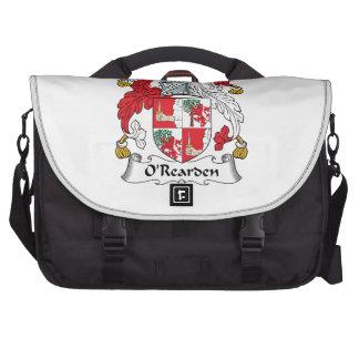 O Rearden Family Crest Laptop Bags