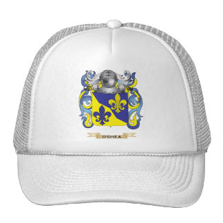 O Shea Coat of Arms Family Crest Mesh Hat