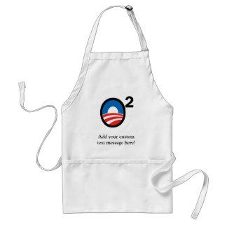 O Squared Obama's Second Term Standard Apron