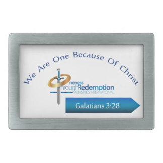 O T R Ministries Int l Products Belt Buckles