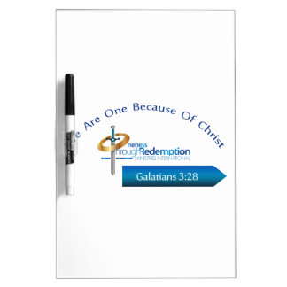 O T R Ministries Int l Products Dry Erase Whiteboards