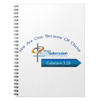 O T R Ministries Int l Products Spiral Note Books