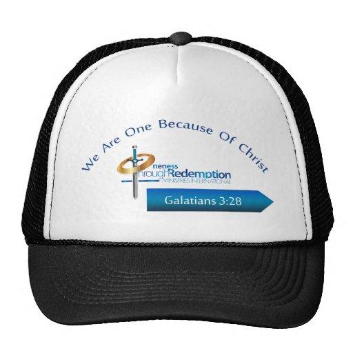 O.T.R. Ministries Int'l Gear Mesh Hats