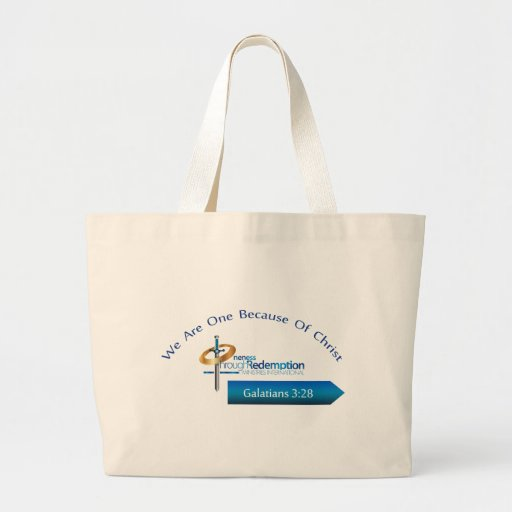 O.T.R. Ministries Int'l Products Tote Bag