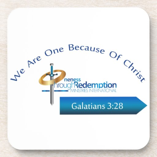 O.T.R. Ministries Int'l Products Drink Coasters