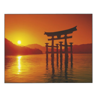 O-Torii Gate, Itsukushima shrine, Miyajima