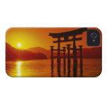 O-Torii Gate, Itsukushima shrine, Miyajima, iPhone 4 Covers